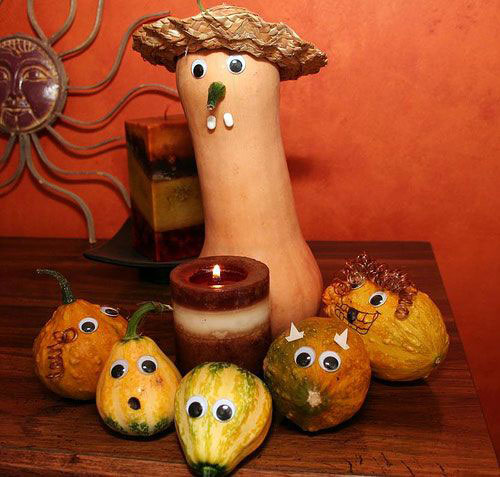 поделки из овощей и фруктов в детский сад 8
