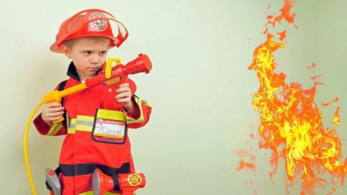 Поделки на тему Пожарная безопасность 2