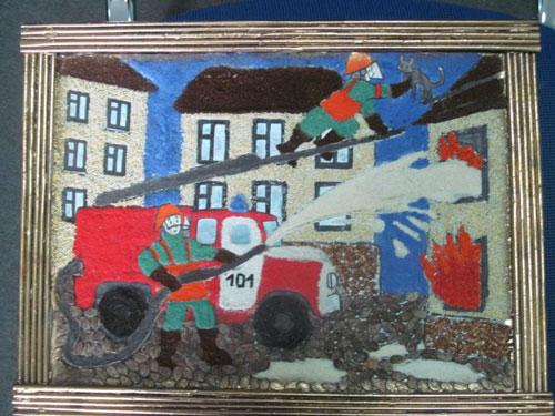 поделки на тему пожарная безопасность для детского сада своими руками 10