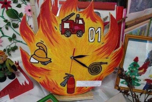поделки на тему пожарная безопасность для детского сада своими руками 2
