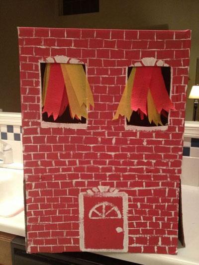 легкая поделка на тему пожарная безопасность 10
