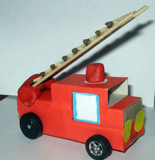 поделки рисунки на тему пожарная безопасность 10