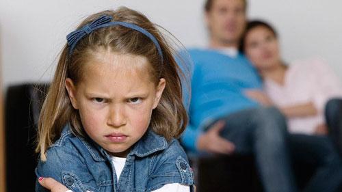 ребенок ревнует маму к папе
