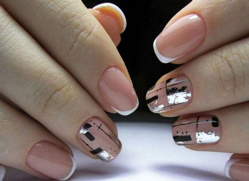 тенденции осеннего дизайна ногтей с фото 8