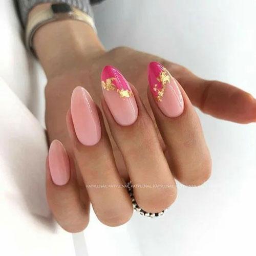 тенденции осеннего дизайна ногтей с фото 3