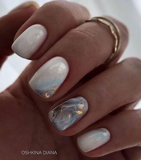 тенденции осеннего дизайна ногтей с фото