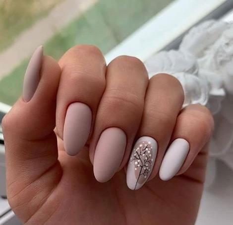 осенний дизайн ногтей 10