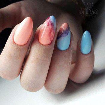 осенний дизайн ногтей с фото 6