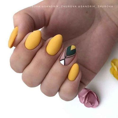 тенденции дизайна ногтей на осень фото 10