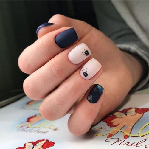 тенденции дизайна ногтей на осень фото 8