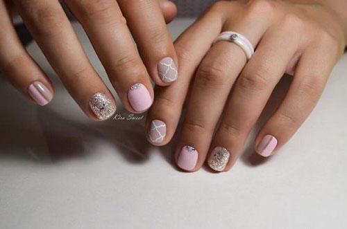 тенденции дизайна ногтей на осень фото 2