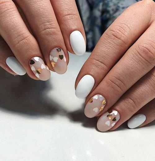 тенденции дизайна ногтей на осень фото