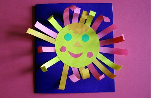 поделки из бумаги к дню матери в детском саду подготовительная группа 7