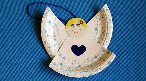поделки из бумаги к дню матери в детском саду 5