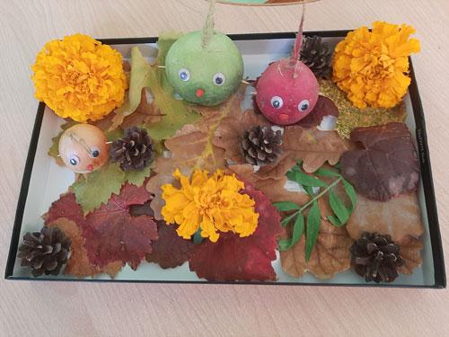 фото поделок дары осени в школу для начальных классов 4