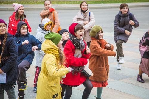 Гид по событиям Большого детского фестиваля в октябре 2
