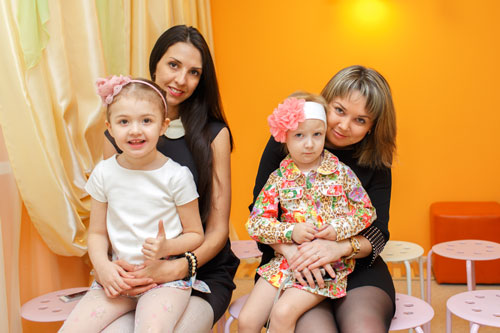 конкурсы для детей на День Матери
