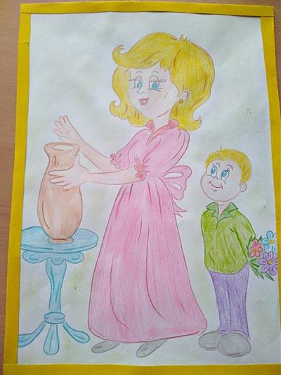 конкурсы на День Матери в школе