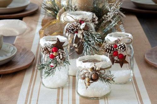 новогодние свечи своими руками идеи 3