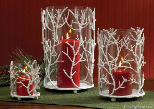новогодние свечи своими руками мастер класс в домашних условиях 8