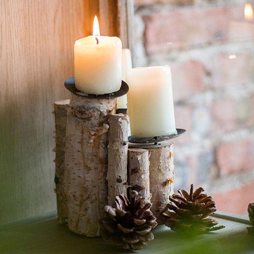 новогодние свечи своими руками фото 4