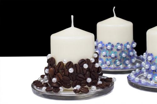 свечи своими руками на новый год в домашних условиях 2