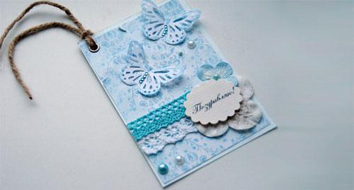 открытки День матери своими руками объемный цветок 4