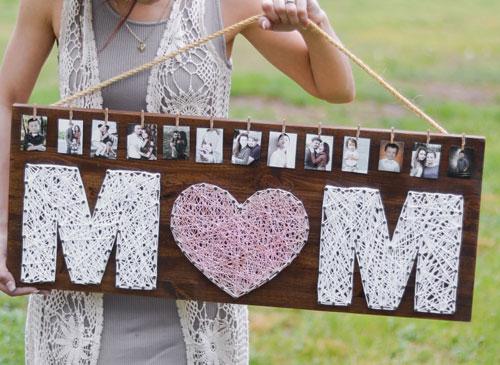 на День матери своими руками подарок 5
