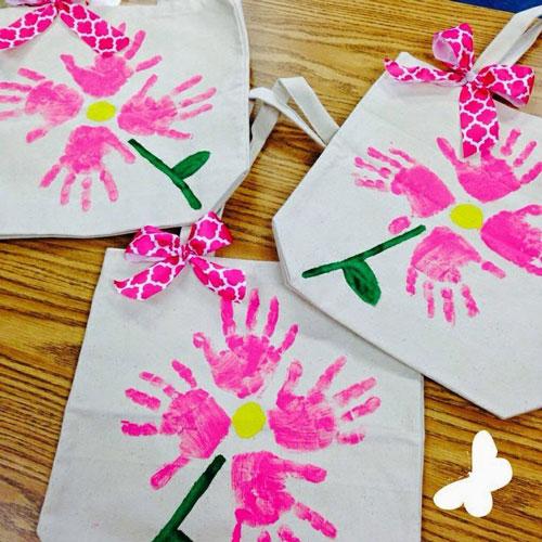 подарок на день матери своими руками в детском саду подготовительная группа 9