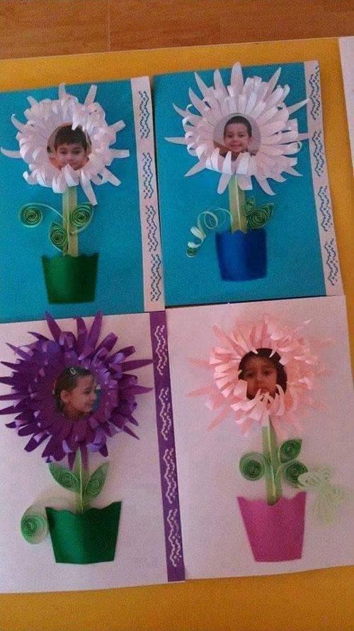 подарок на день матери своими руками в начальной школе мастер класс 8