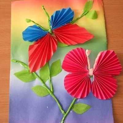 поделки из бумаги ко дню матери в начальной школе своими руками 6