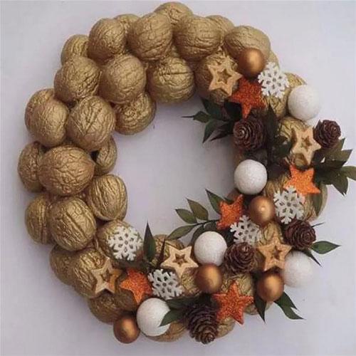 поделки из природного материала на тему золотая осень своими руками фото 7