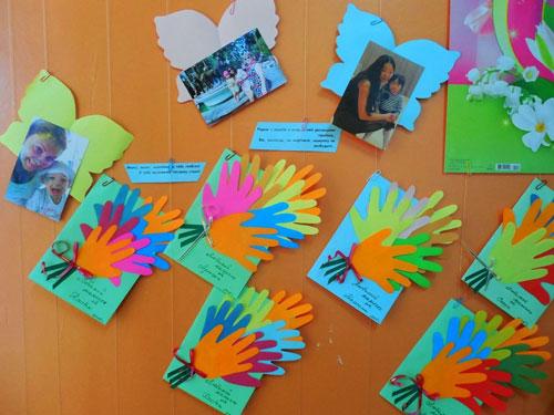 Поделки ко Дню матери в детском саду для детей 5-6 лет