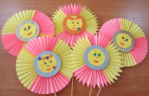 Поделки ко Дню матери в детском саду для детей 4 лет