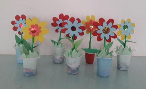 Поделки ко Дню матери в детском саду для детей 3 лет